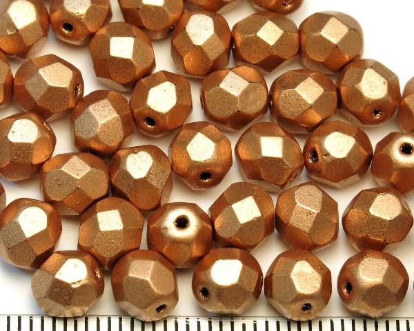 Mat Metallic Copper