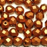 Mat Metallic Dark Copper