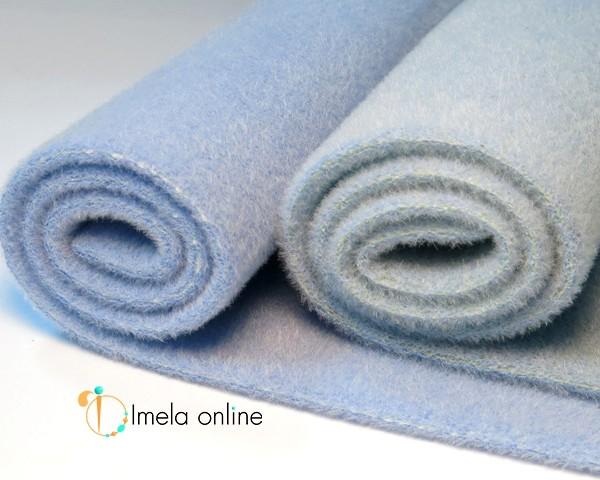 Vellux podloge-plave boje