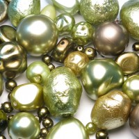 MIX Pearl Green Olive