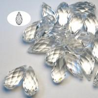 Kristalne perlice i privesci