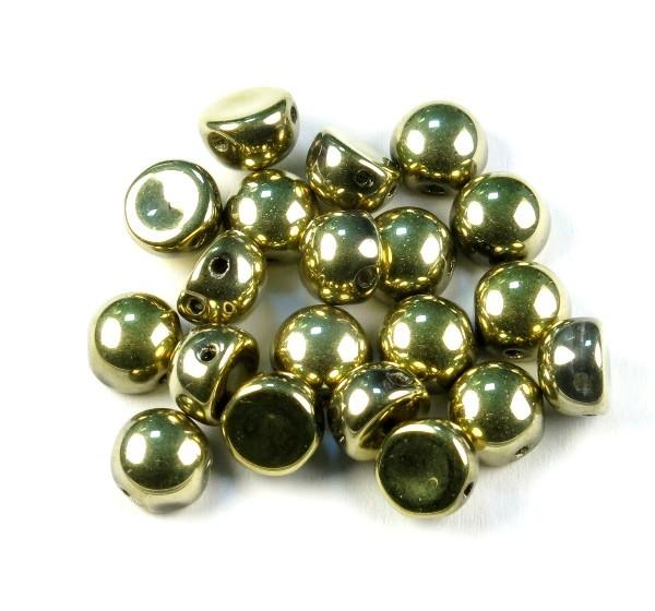 Perle sa dve nizne rupe