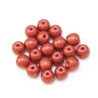 Okrugle staklene perle 4mm