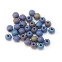 Okrugle staklene perle 3mm