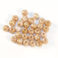 Okrugle perle od stakla 3 mm