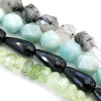 Poludrago kamenje - razni oblici