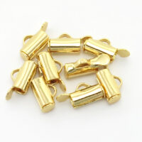 Tube 7mm - Gold Plated