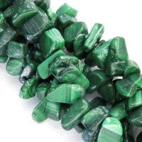 Poludrago kamenje - Malachite