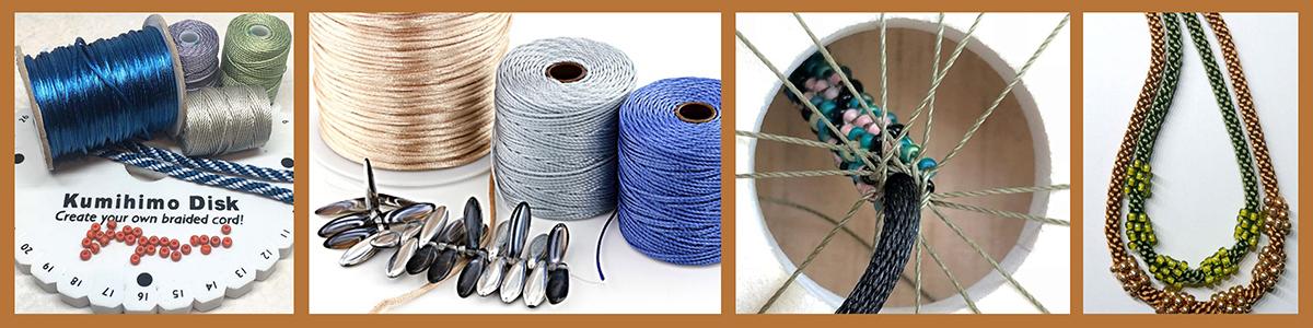 Tehnika pletenja - Kumihimo