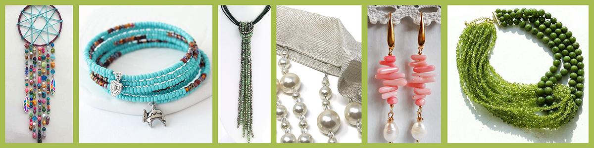 Nizanje perli –  eng. Bead Stringing