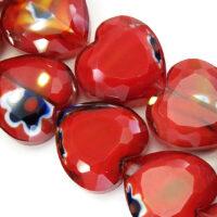 Crystal Millefiori Srce