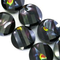 Crystal Millefiori Disk