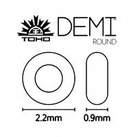 Demi Round 11/0