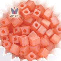 Matted Transparent Orange AB