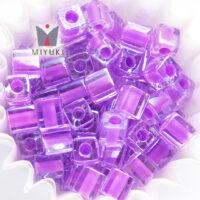 Violet Lined Crystal