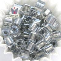 Sparkling Pewter Lined Crystal