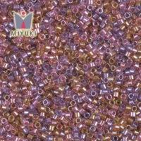 Lined: Purple-Salmon Mix